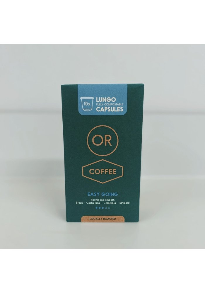 Easy Going Capsules Or Coffee