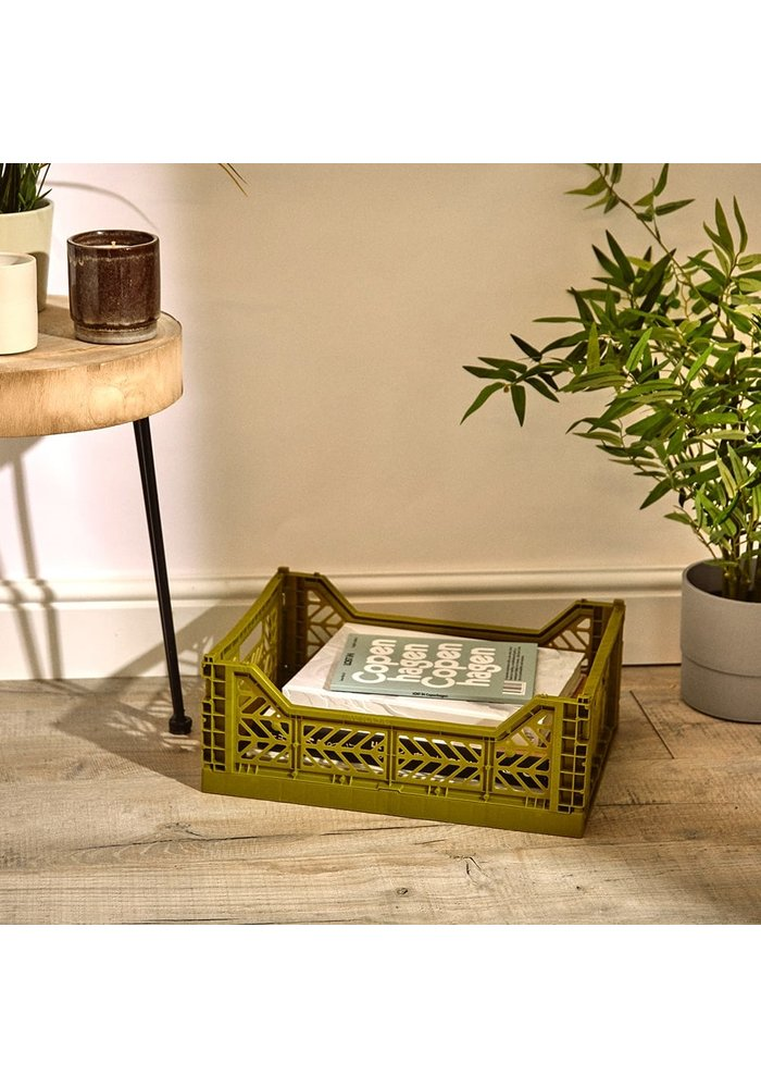 Colour Crate M Olive