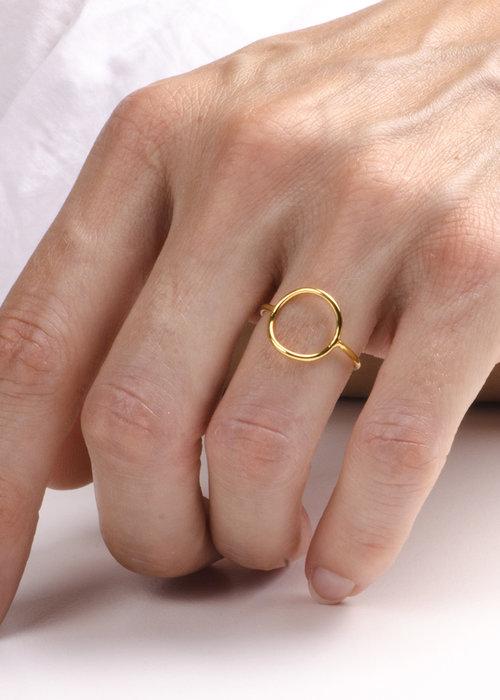Charlotte Wooning Ring Geometry Circle RGC