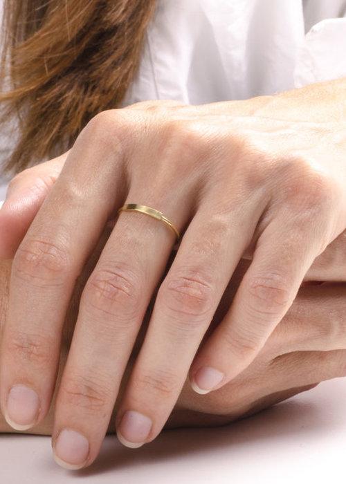 Charlotte Wooning Ring Stripe RS