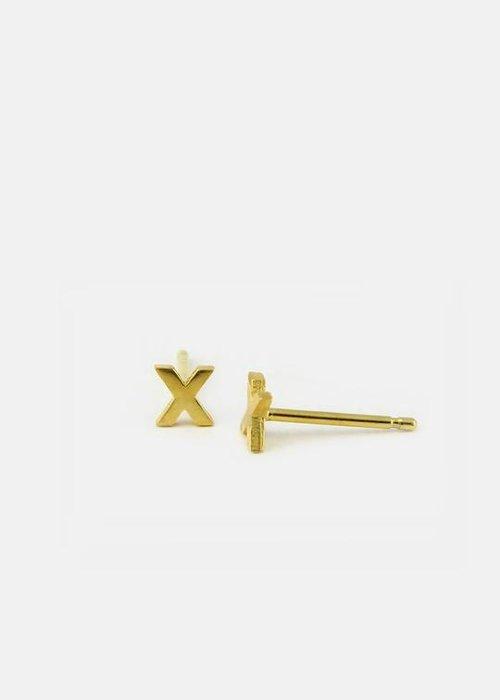 Studio MHL Earrings X