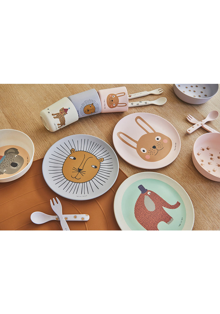 Rabbit Tableware Set