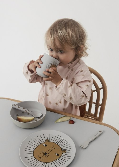 OYOY Lion Tableware Set