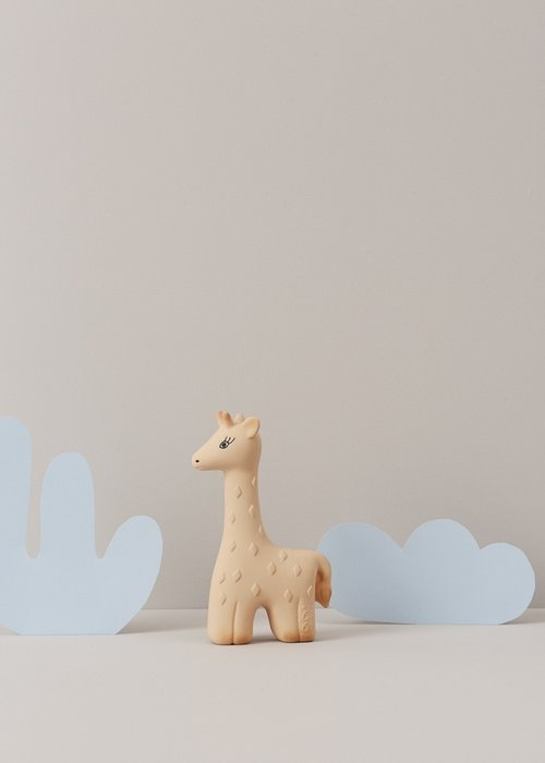 OYOY Noah Giraffe Baby Teether