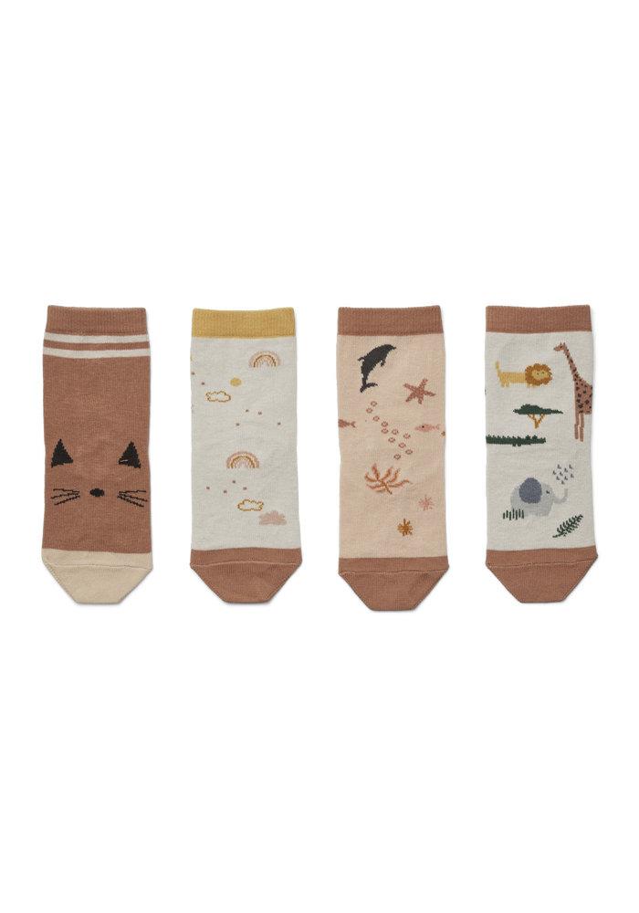 Sillas Cotton Socks Safari Mix