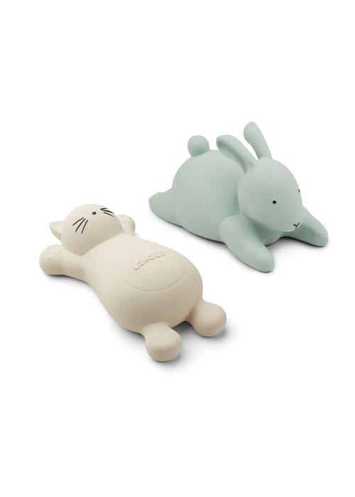 Liewood Vikky Bath Toys Cat Creme de la Creme
