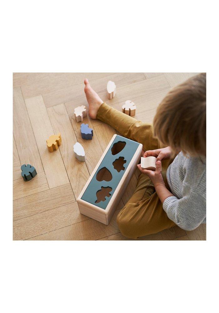 Midas Puzzle Box Dino Mix