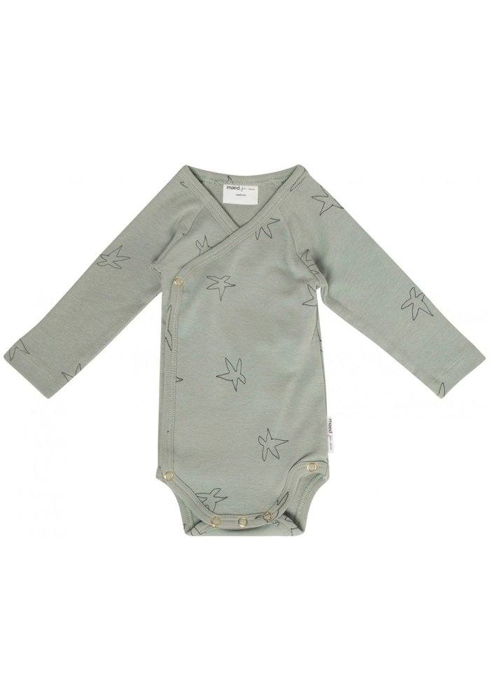 Sleepy Seastar Romper