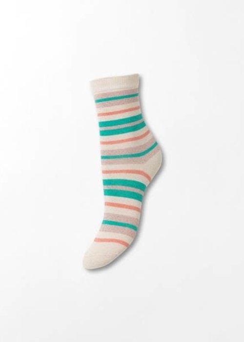 Beck Söndergaard Dalea Multistripe Sock
