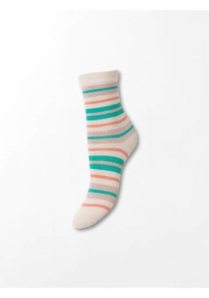 Dalea Multistripe Sock