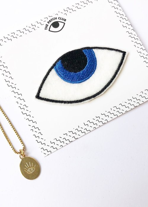 Nimzu Necklace with 'I see you' Pendant