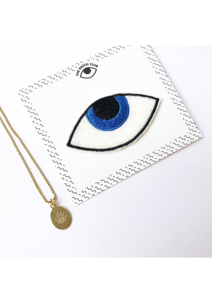 Necklace with 'I see you' Pendant