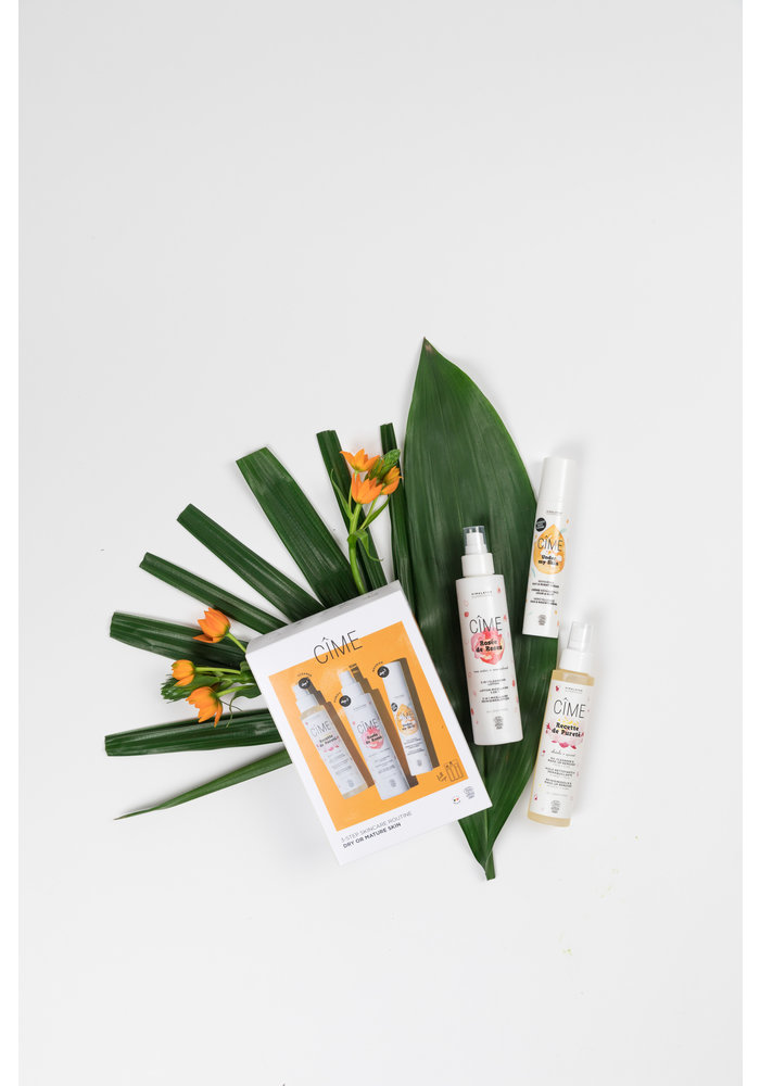 Skincare box droge of rijpere huid