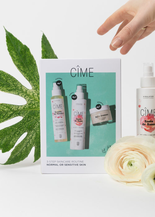 Cîme Skincare box normale of gevoelige huid