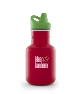 Klean Kanteen Kid Kanteen Trinkflasche Sippy Farm House 355 ml