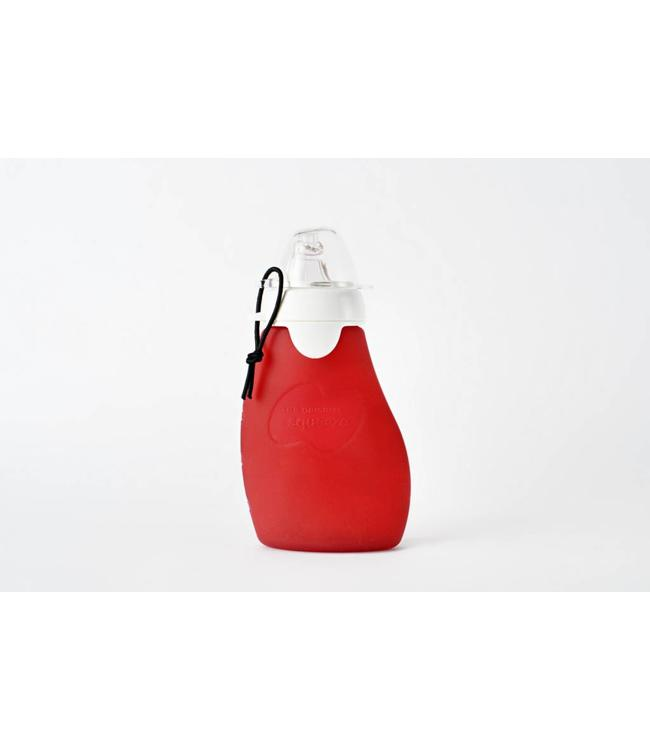 The Original Squeeze Company Original Squeeze apple/rot, spill proof, 120 ml
