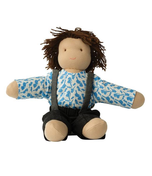 Peppa Peppa Puppe Oliver