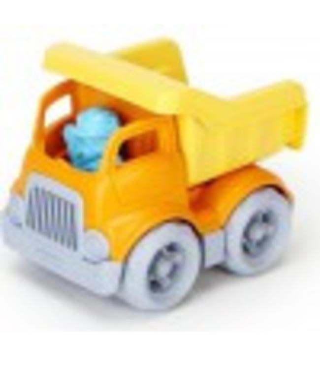 Green Toys Green Toys Kipplaster gelb-orange