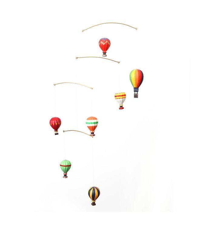 Geggamoja Geggamoja Holzmobile Ballon