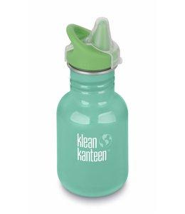 Klean Kanteen Kid Kanteen Trinkflasche Sippy Sea Crest 355 ml