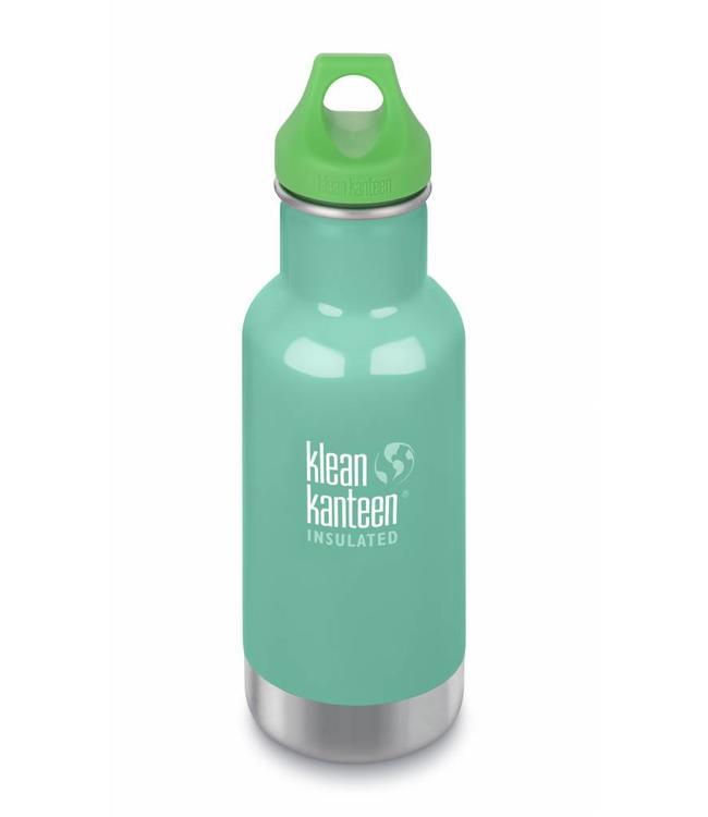 Klean Kanteen Kid Kanteen Trinkflasche Vakuumisoliert Sea Crest 355 ml