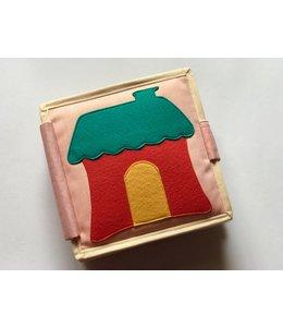 Jolly Designs Quiet Book - Oh Junge - Mini
