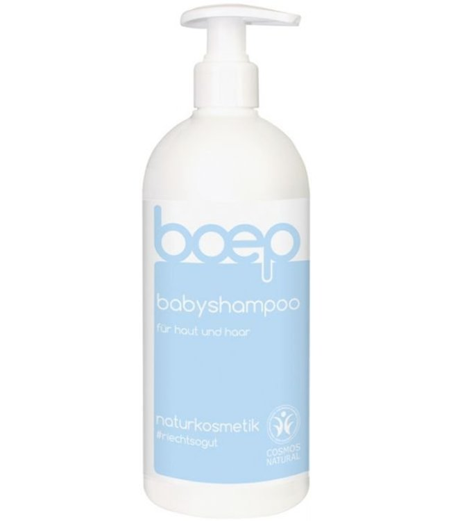 boep  boep babyshampoo Dispenser 500ml