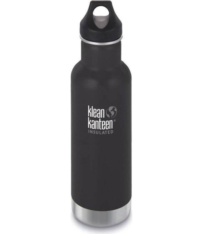 Klean Kanteen Klean Kanteen Trinkflasche Vakuumisoliert Shale Black 592 ml