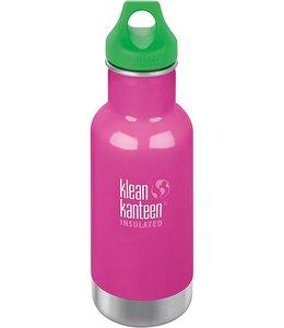 Klean Kanteen Kid Kanteen Trinkflasche Vakuumisoliert Wild Orchid 355 ml