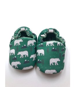 Mama Siesta Tiny Toes Shoes - Bär