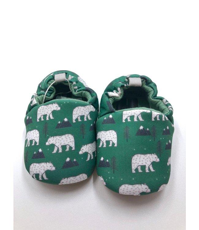 Mama Siesta Tiny Toes Shoes - Bär