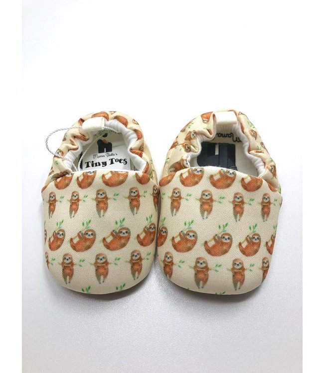 Mama Siesta Tiny Toes Shoes - Faultier