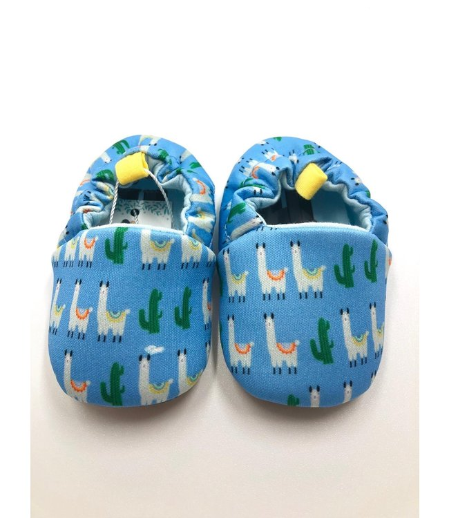 Mama Siesta Tiny Toes Shoes - Lama