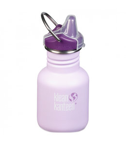 Klean Kanteen Kid Kanteen Trinkflasche Sippy Sugarplum Fairy 355 ml