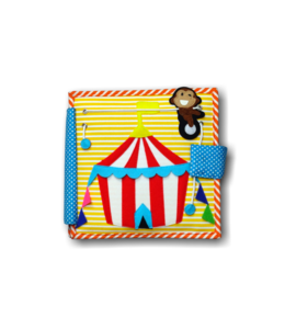Jolly Designs Quiet Book - Circus