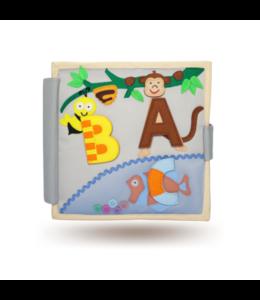 Jolly Designs Quiet Book - Mein erstes ABC