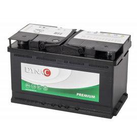Dynac Battery 80 Ampere