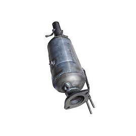 Topautoparts Particulate filter Ford Transit 2.4 TDCi