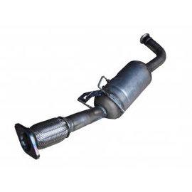 Topautoparts Particulate filter Opel Vivaro, Nissan Primastar, Renault Trafic 2.0 DCi