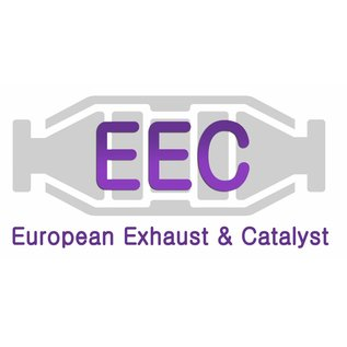 EEC Spruitstuk katalysator Volkswagen Polo, Lupo, Golf / Seat / Audi / Skoda