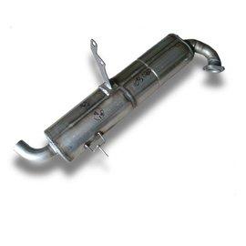 EEC Katalysator Smart 0.8 Diesel
