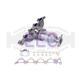 EEC Katalysator Opel Astra G, Astra H 1.6 Twinport