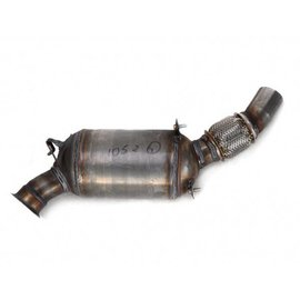 Topautoparts Particulate filter BMW 120d, 320d, 520d