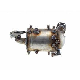 Topautoparts Particulate filter Nissan X-Trial 2.2 Di