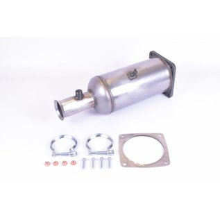 Topautoparts Particulate filter Peugeot 406 2.0, 2.2