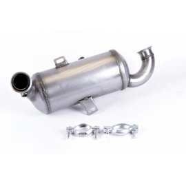 Topautoparts Particulate filter Citroen Berlingo, C2, C3, C4, C5, Peugeot 206, 207, 307, 308, 407