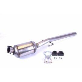 Topautoparts Particulate filter Mercedes Viano, Vito 2.0, 2.2 CDi