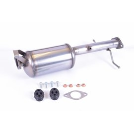 Topautoparts Particulate filter Ford Transit Connect 1.8 TDCI