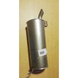 EEC Exhaust, End silencer Hyundai i20 1.2
