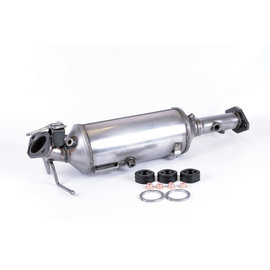 Topautoparts Particulate filter Mazda 3 2.0
